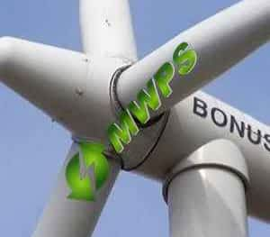BONUS 1000 - 1MW Used Wind Turbines Sale