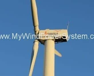 BWU 43/600 Used Wind Turbines Sale