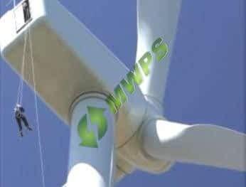 SAIP AH780 - 780kW Wind Turbine System