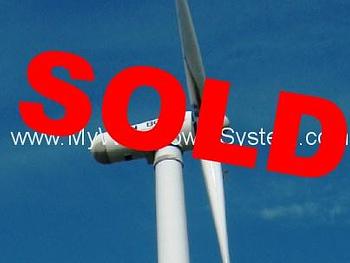Bonus Wind Turbine 600 MK4