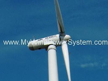 Bonus 600 Mk IV – 600kW (50Hz)