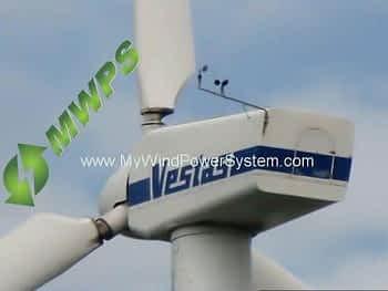 Vestas V25 - 200kW Wind Turbines