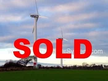 VESTAS V27 - Wind Turbines Sale