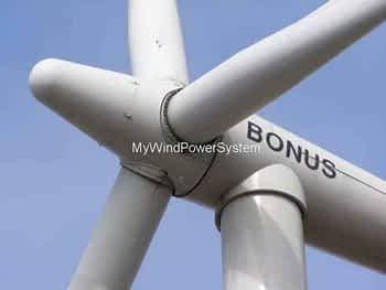 BONUS 1000/54 Used Wind Turbines Sale