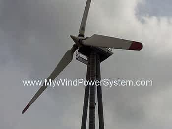 AS BONUS 95 Wind Turbines 95kW Sale