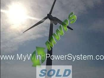 AN BONUS 450kW Wind Turbine Sale
