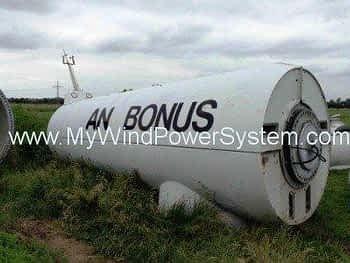 BONUS 600kW Mk4 For Sale
