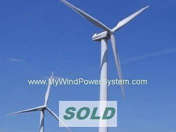 NORDEX N54 - Wind Turbines Sale