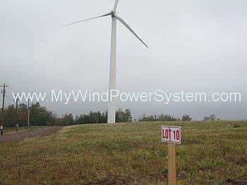TURBOWIND T600 Wind Turbines Sale