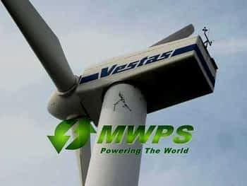 Vestas V39 - 250kW de-rated
