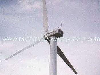 WINDMASTER 300 Used Wind Turbine Sale