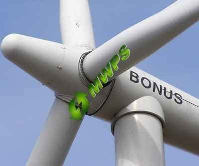 BONUS 600 MkIV Wind Turbines Sale