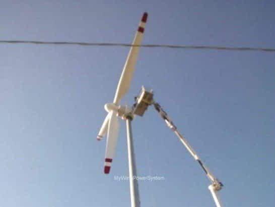 WINDKING FD18-50 Direct Drive Wind Turbine