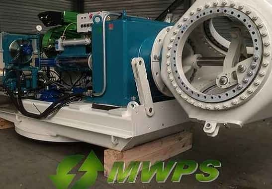TURBOWINDS T400 - 400kW & 250kW